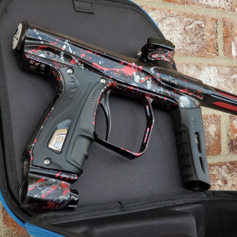 Used Shocker XLS Paintball Gun - Punishers Edition #32