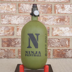 Used Ninja 68/4500 Paintball Tank