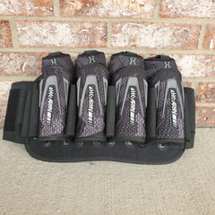 Used HK Army Zero G 4+7 Paintball Pod Pack- Black