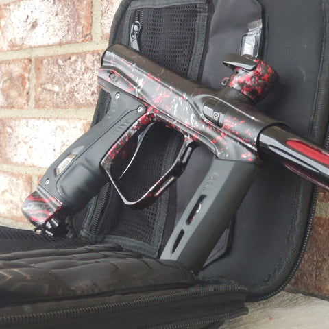 Used Shocker XLS Paintball Gun - Punishers Edition #4