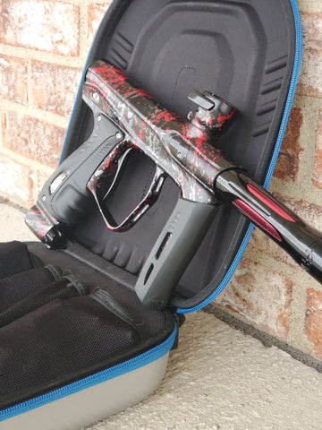 Used Shocker XLS Paintball Gun - Punishers Edition #30