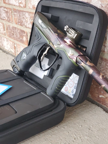 Used Dye M3+ Paintball Gun - PGA Woodland