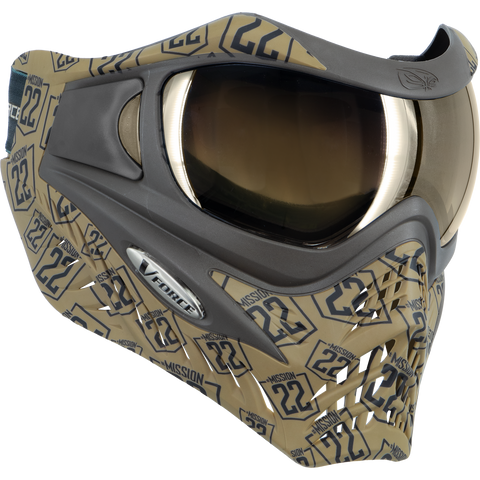 V-Force Grill Paintball Mask - LE Mission 22