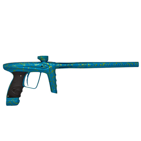 DLX Luxe ICE - 3D Splash Teal/Lime