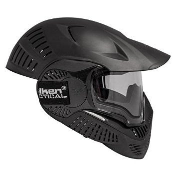 Goggle Parts - Annex Full Head Cover Kit - Black