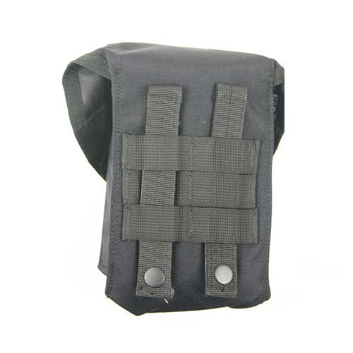 BLACK X-Large Multi-Use Utility Pouch - Punishers Paintball