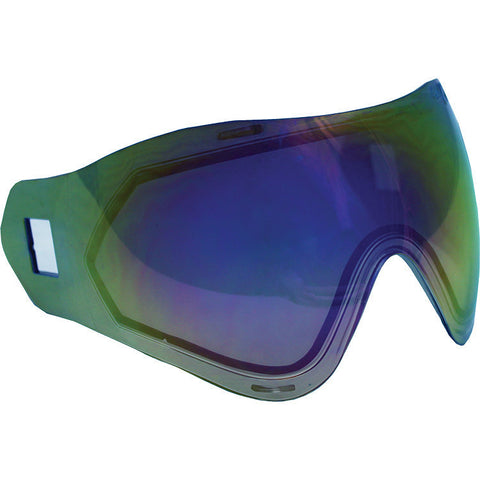Goggle Lens - Sly Profit Thermal - Mirror Blue Gradient