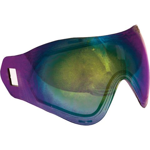 Goggle Lens - Sly Profit Thermal - Mirror Purple Gradient