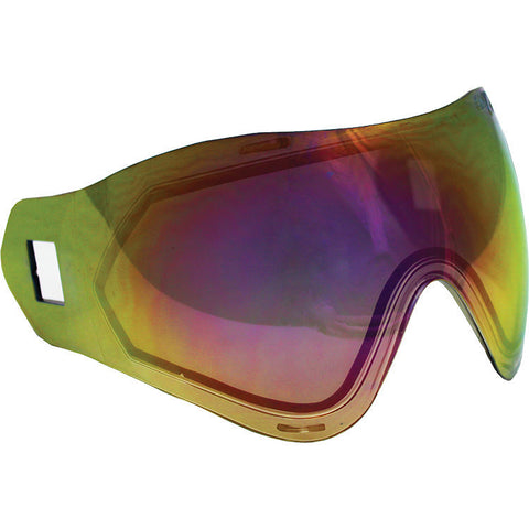 Goggle Lens - Sly Profit Thermal - Mirror Red Gradient