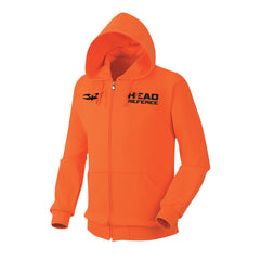 Hoody - Valken Ref - Blaze Orange - Punishers Paintball