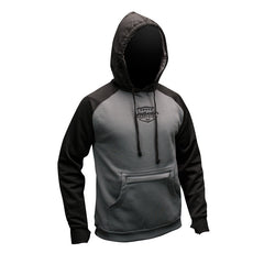 Hoody - Valken Deployment - Black/Gray - Punishers Paintball
