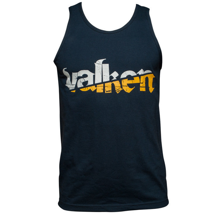 Tank Top - Valken Tracks - Navy