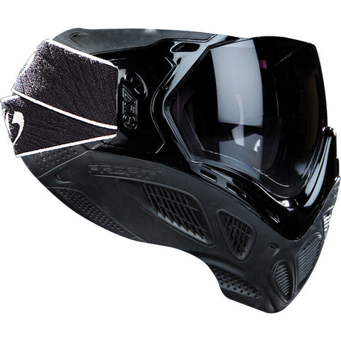 Valken Profit SC Paintball Mask w/ Dual Pane Thermal Lens - Black
