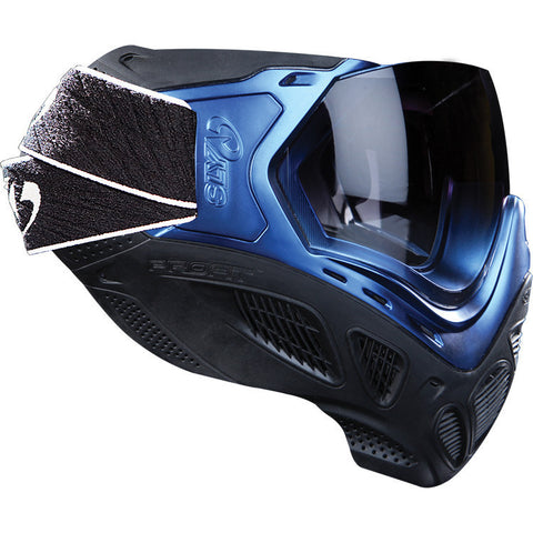 Valken Profit SC Paintball Mask w/ Dual Pane Thermal Lens - Blue