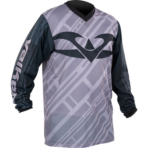 Jersey - Valken Fate II - Black/Grey
