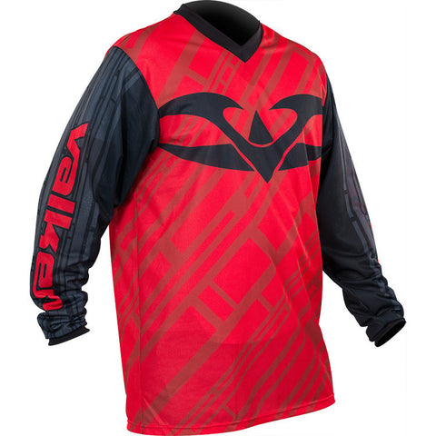 Jersey - Valken Fate II - Black/Red