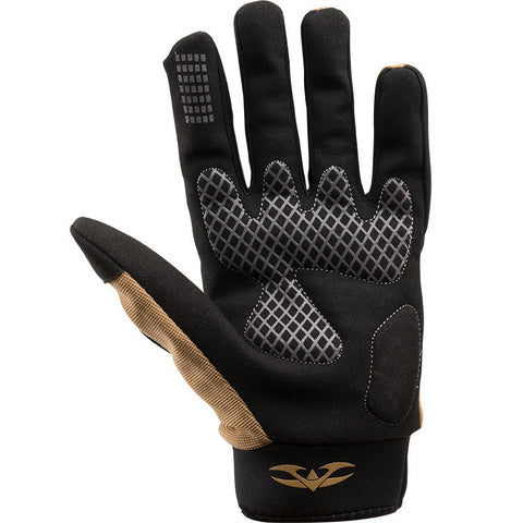 Gloves - Valken Sierra II - Tan - Punishers Paintball