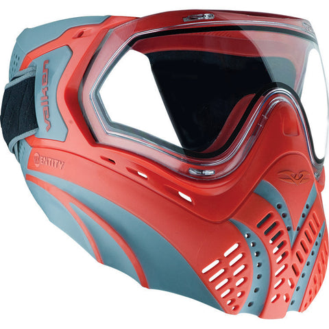 Goggles - Valken Identity - Red/Grey