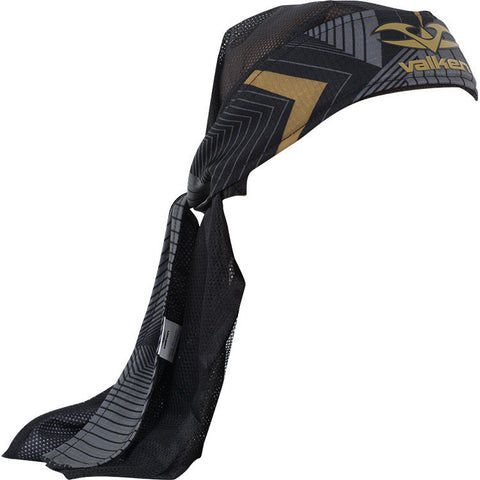 Headwrap - Redemption Vexagon - Gold/Black - Punishers Paintball