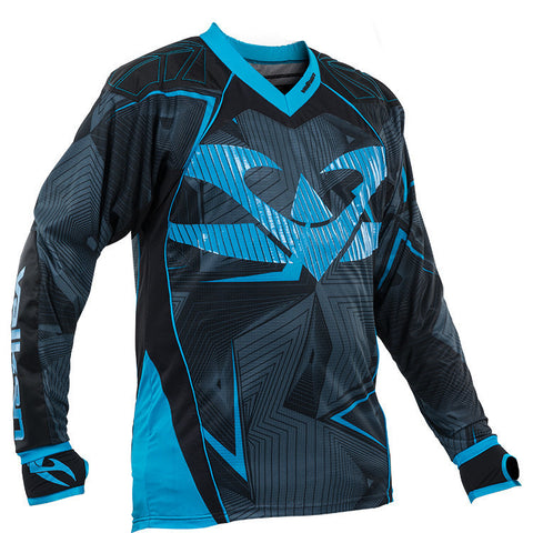 Jersey - Valken Redemption Vexagon - Navy/Light Blue