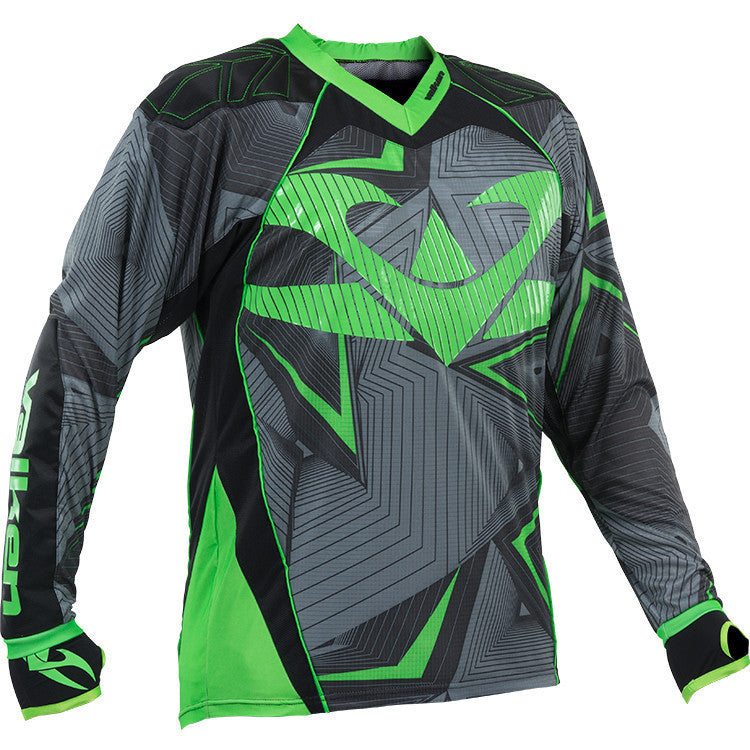 Jersey - Valken Redemption Vexagon - Lime/Grey