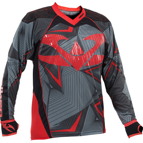 Jersey - Valken Redemption Vexagon - Red/Grey