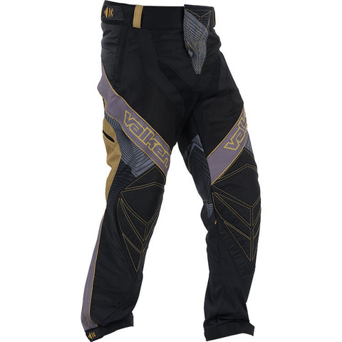 Pants - Valken Redemption Vexagon - Gold/Black