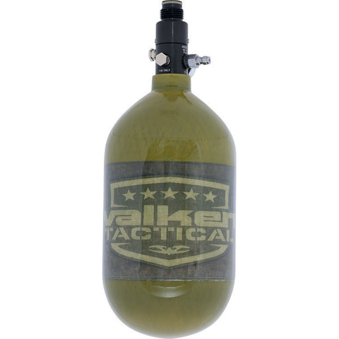 Tank - Valken Air 68/4500 Carbon Fiber - Tactical Olive
