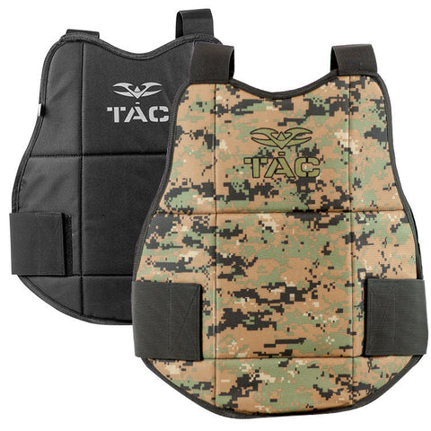 Chest Protector - V-TAC Reversible - Marpat/Black