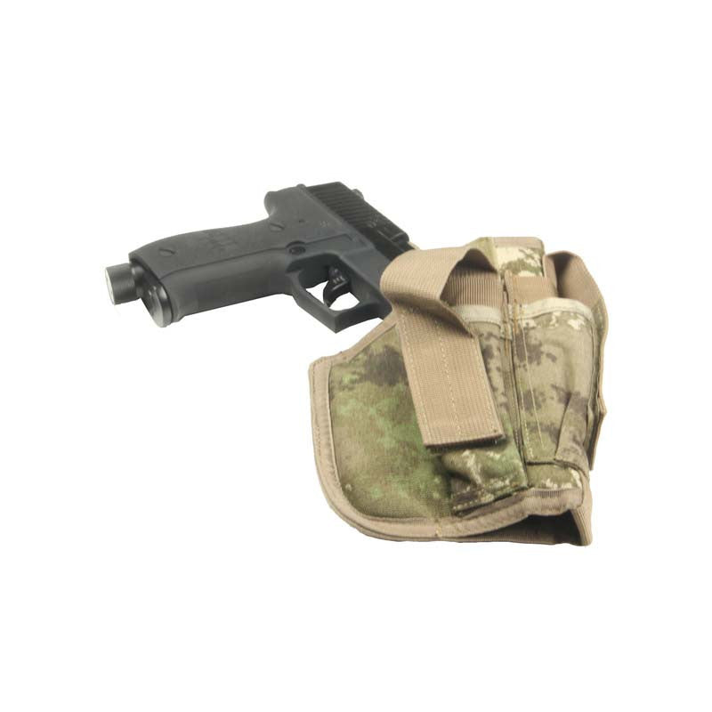 ATPAT Cross Draw Holster Right Hand Small - Punishers Paintball