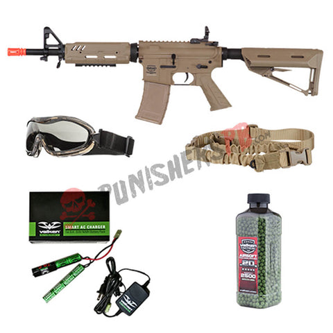 Valken Airsoft Starter Complete Package - AEG Rifle
