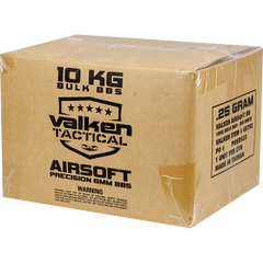Valken Tactical 0.25g BIO Precision BB's 10kg Bulk Box