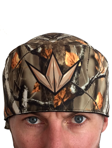 BNKR Bunkerkings Royal Paintball Head Wrap - Sherwood