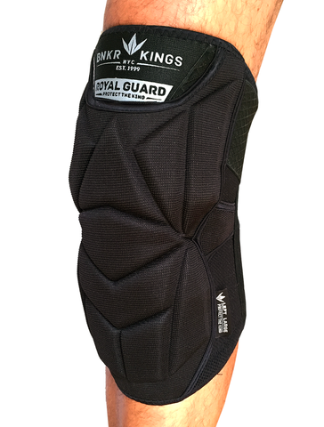 BNKR Bunkerkings Royal Guard Paintball Knee Pads