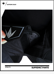 BNKR Bunker Kings Supreme Paintball Pants - Stealth