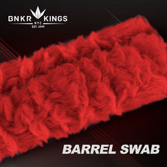 Bunker Kings Barrel Swab - Red