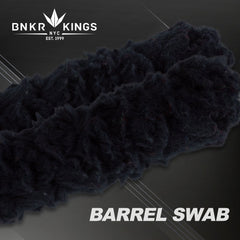Bunker Kings Barrel Swab - Black