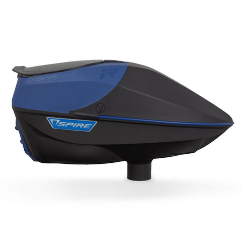 Virtue Spire IR Paintball Loader - Blue/Black