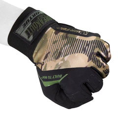 Virtue Breakout Gloves - Ripstop Full Finger - Camo