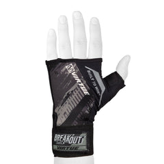 Virtue Mesh Breakout Gloves - Half Hand - Graphic Black