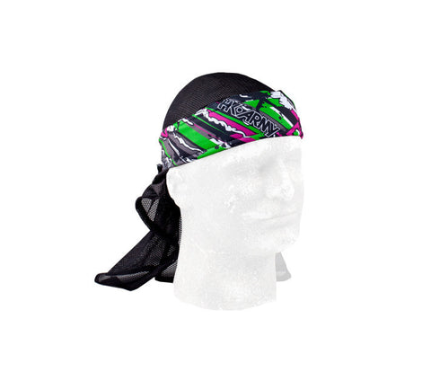 Burn Neon Headwrap - Punishers Paintball