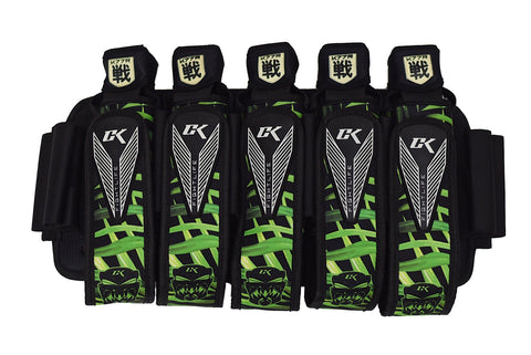 Contract Killer 5+8 Paintball Pod Pack- Green Palms