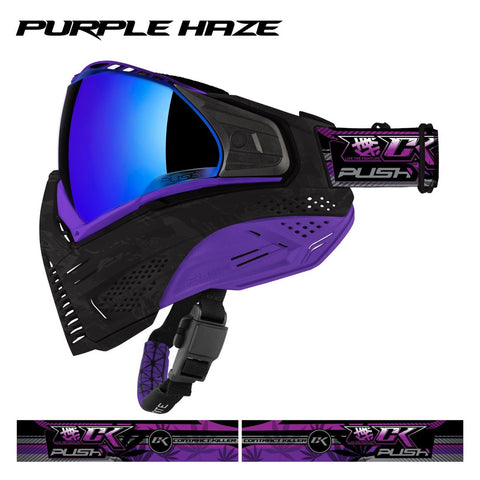 CK Push Unite Goggle Collaboration- Purple Haze