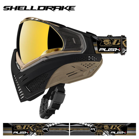 CK Push Unite Goggle Collaboration- Shelldrake