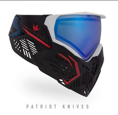 BunkerKings CMD Paintball Mask - Patriot Knives