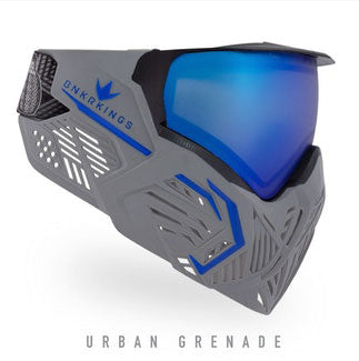 BunkerKings CMD Paintball Mask - Urban Grenade