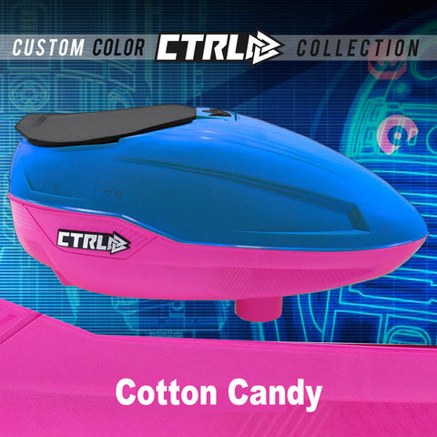Bunkerkings CTRL Paintball Loader - Cotton Candy