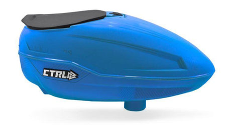 Bunkerkings CTRL Paintball Loader - Cyan