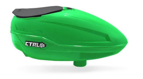 Bunkerkings CTRL Paintball Loader - Lime