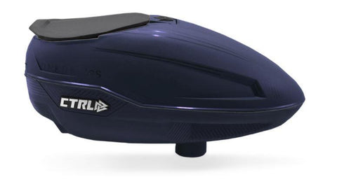 Bunkerkings CTRL Paintball Loader - Navy